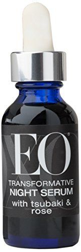 EO Ageless Skin Care Transformative Night Serum with Tsubaki and Rose, 1 Ounce -- Tried it! Click the image. : Face Oil and Serums Eos Products, Best Serum, Essential Oils For Skin, Face Skin Care, Facial Serum, Face Oil, Hair Tools, Skin Treatments, Organic Skin Care