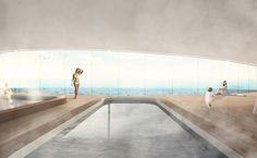 Beautifully Minimalist Luxury Yacht Made of Stacked Levels of Glass - My Modern Met