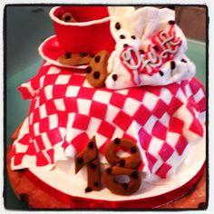Biscuits#letortediste# breakfast cake Teacup Cake, Biscuit Cake, Breakfast Cake, Tea Time, Biscuits, Tea Cups, Quotes, Desserts, Food