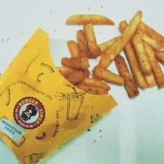 by @munchingmurmurs #Connaught_place #NewDelhi Munching away on these Moroccon Fries from @burgersinghofficial ! Freah cut crispy fries sprinkled with a very flavorful Moroccan spice mix! A good change for them tastebuds! . . #munchingmurmurs #wearethemunchers #foodblogger #delhifoodblogger #blogger #foodfoodfood #goodfood #f52grams #foodisbae #foodstalker #food #foodie #yummyfood #delhifoodlover #delhigramer #delhi #delhi_foodie #foodtalkindia #dfordelhi #sodelhi #yummyinmytummy #followme…