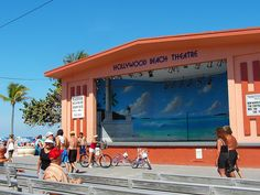 Bandshell at the Broadwalk (Hollywood, Florida)
