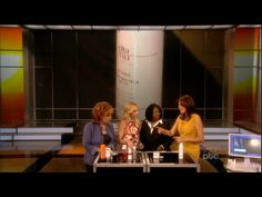 """Elta MD UV Aero Broad-Spectrum SPF 45 made an appearance on Tuesday's episode of The View in the segment """"Safe in the Sun"""" with dermatologist Dr. Doris Day!"""