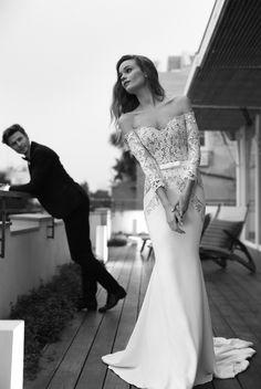 Lihi Hod Wedding Dress Collection | Bridal Musings Wedding Blog