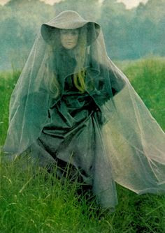 Margrit Ramme by Alexis Waldeck for Vogue, 1969.