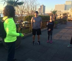 Joining us from Nashville these folks know how to #travelfit!  It's just 8am in New Orleans and they've already done a 5k and gone through about 200 years of its history. BOOM!  We have tours going all weekend long! Hope to see you there!  #fitsetter #travel #weekendaway #neworleans #nola #theresnoplacelikenola #followyournola #showmeyournola #instatravel #instarunner #fitness #frenchquarter #crescentcity #TheSweatSocial by thesweatsocial