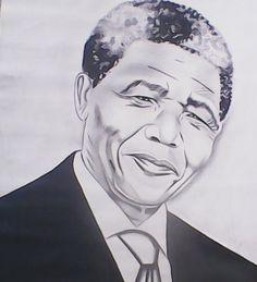 Nelson Mandela - The Portrait