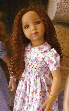 """Maru and Friends"" doll. Tanya"