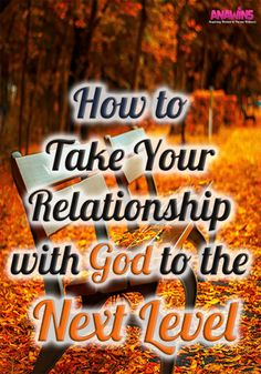 Feeling like your relationship with God has grown stale? Have you plateaued in your walk with Him that you don't know how to get to the next level? You can take your relationship with God to the next level. You don't have to stay stuck. We'll show you how.