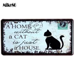 Free Shipping! Metal licence plates from BigWallPrints.com are a quick, affordable way to give any room a vintage feel! Our signs make ideal decorative accessories for your bar, pub, kitchen, garage,