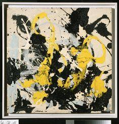 Jackson Pollock (1912-1956) - No. 22