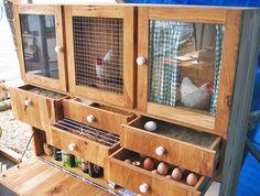 Tavuk kümesi, tavuk kümese fikirler, DIY tavuk kümesi, popüler pim, dış mekan peyzaj, dış yaşam, dış yaşam kesmek, açık DIYs.