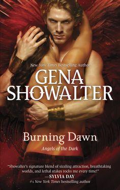 Adoramos Romances em E-Book (ARE): Amanhecer em Chamas (Anjos da Escuridão #3)