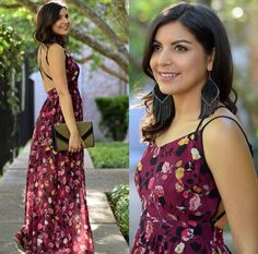 Check out our Morning Glory Maxi  showcased by the lovely ladies @seekwandershare and their blog Maxed To Perfection. Thanks ladies  #solastyle #ootd #spring #maxi #openback #Austin