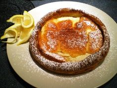 Going Dutch - Dutch Baby, that is.. Recipe
