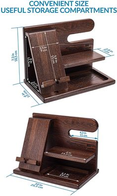 Woodworking Projects That Sell, Diy Wood Projects, Woodworking Crafts, Wood Crafts, Woodworking Plans, Woodworking Tool Cabinet, Woodworking Inspiration, Rope Shelves, Wooden Shelves