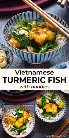 Cod Recipes, Potluck Recipes, Asian Recipes, Cooking Recipes, Healthy Recipes, Ethnic Recipes, Healthy Snacks, Dinner Recipes, Fish Dishes