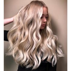 * Formulas & SBS >>> Cool-Toned Blonde >>>