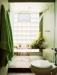 Beautiful Dream Bathroom Decor Interior Decorating. Bright GreenGreen ...