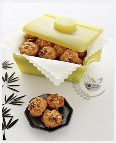 Oatmeal Cookies 燕麦曲奇   Anncoo Journal - Come for Quick and Easy Recipes