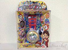 DX Yokai Watch Dream with 2 medals Bandai Yo-kai Youkai Japan New | Collectibles, Animation Art & Characters, Japanese, Anime | eBay!