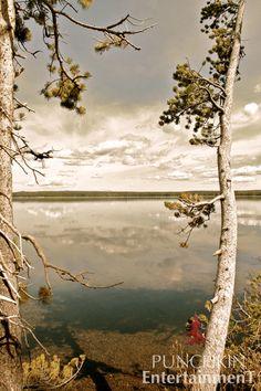 #yellowstonenationalpark #mountains #wyoming #whyoming #stateparks #naturephotography #mountainsandlakes #beautifulscenery #reflectionlake #reflectionphotography #punchkin #punchkinentertainment