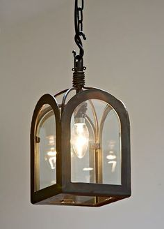 A french wrought iron four light hall lantern by philippe anthonioz langsett 1 light wrought iron for the front door aloadofball Gallery