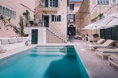 my scandinavian home: How about a Sangria at this Mallorcan Townhouse?!