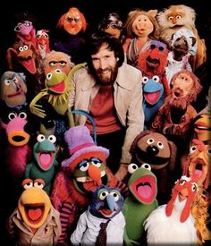 Oh, The Muppets. They just don't make entertainment like Jim Henson did anymore.