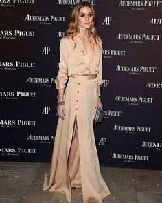 Olivia Palermo Photos - Actress Olivia Palermo attends Audemars Piquet Celebrates Grand Opening of Rodeo Drive Boutique on December 2015 in Beverly Hills, California. - Audemars Piguet Celebrates Grand Opening of Rodeo Drive Boutique Olivia Palermo Outfit, Estilo Olivia Palermo, Olivia Palermo Lookbook, Big Fashion, Party Fashion, Look Fashion, Fashion Outfits, Fashion Trends, Fashion Weeks