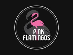 Pink Flamingos logo design by Start your own logo design contest and get amazing custom logos submitted by our logo designers from all over the world. Flamingo Logo, Flamingo Shirt, School Shirt Designs, School Shirts, Cute Pajama Sets, Logo Style, Professional Logo Design, Design Concepts, Pink Flamingos
