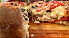Tarta reciclada de pollo y vegetales Empanadas, Cheesesteak, Lasagna, Ethnic Recipes, Food, Youtube, Salads, Recipes With Chicken, Cooking