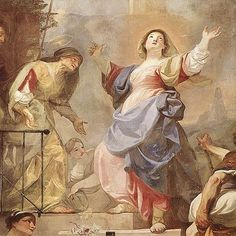 Mary the rebel, the righteous warrior with peace as her shield, sings a song of defiance, liberation, and deliverance. She…