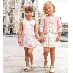 """Mayoral SS 2015  #minitrendsandco #fashionblog #fashionkids #fashiongirls #fashionkidstrends #fashiontips #fashionbrands #lookdodia #lookoftheday…"""