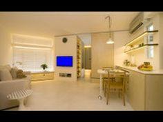 40 Square Meter Apartment in Tel Aviv Displaying an Original Layout