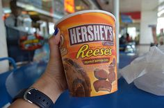 Reeses Peanut Butter Cup © Ice Cream <3