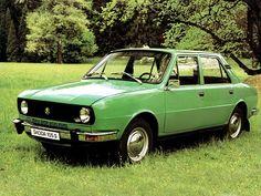 Skoda 105 (1976 – 1983).