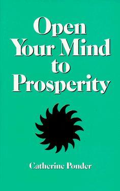 Bestseller Books Online Open Your Mind to Prosperity Catherine Ponder $9.36  - http://www.ebooknetworking.net/books_detail-0875165311.html