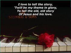 Antique Hymn Sheet Music - Bing Images