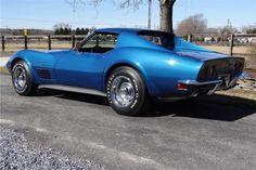 1971 Chevrolet Corvette Stingray T-Top Coupe 4 | The News Wheel