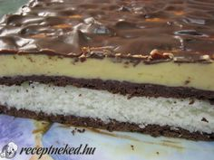 Akkor ez a recept biztosan tetszeni fog… My Recipes, Sweet Recipes, Cake Recipes, Dessert Recipes, Romanian Desserts, Romanian Food, Easy Sweets, Homemade Sweets, Croatian Recipes