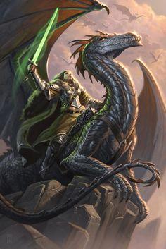 Dragonriders-  Craig J Spearing