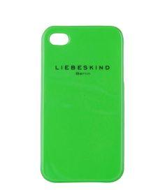 Een opvallend hoesje van Liebeskind. De iPhone 4 cover biedt ultieme bescherming aan je iPhone 4 of iPhone 4S door het stevige materiaal en afwerking.