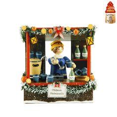 "Spiced Wine Booth"" 2-piece set"