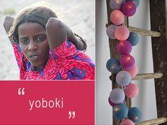 Yoboki - Happy Lights - Dennys Home Happy Lights, Pretty Lights, Crochet Necklace, Rum, Garage, Colors, Products, Carport Garage, Garages