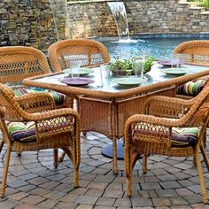7 piece Outdoor Dining Set Giveaway by Wayfair.com #ad