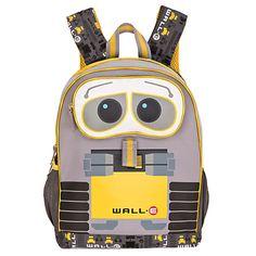 WALL•E backpack <3 I NEED IT