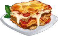 Recipe-Veggie Lasagna