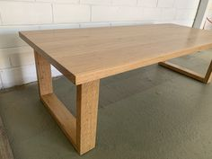 Beautiful recycled timber used in this custom built coffee table, designed and made in Sydney Recycled Timber Furniture, Custom Made Furniture, Bespoke Furniture, Timber Table, Outdoor Tables, Small Apartments, Bedroom Furniture, Sydney, Hardwood