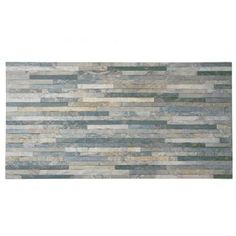 Merola Tile Muro Ardesia Gris 12-1/2 in. x 24-1/2 in. Porcelain Wall Tile (11 sq. ft. / case)-WGFMURAG - The Home Depot