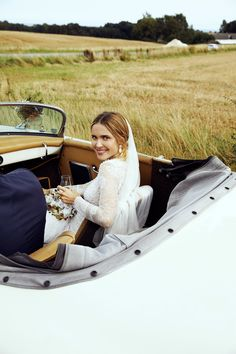 A Family Affair: Stylist Pernille Teisbaek's Wedding on an Island Off the Coast of Denmark
